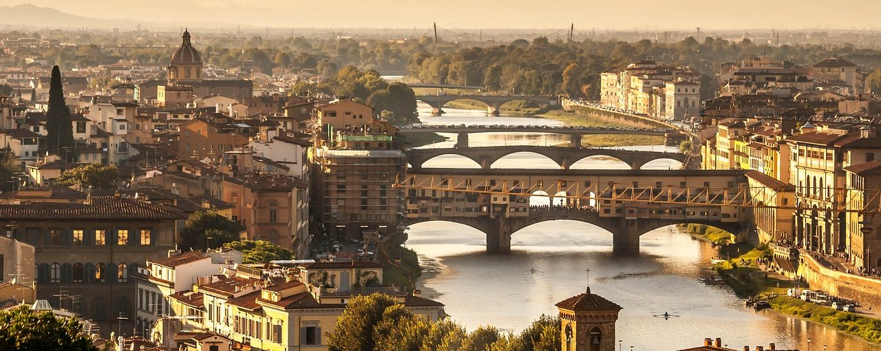 What kind of experiences can be found in Florence?