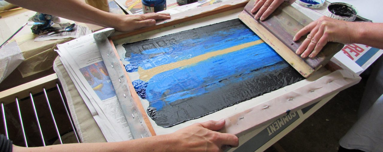 Screen printing: a brief history